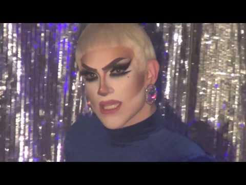 """Evah Destruction: """"Diva"""" Medley @ Showgirls!"""