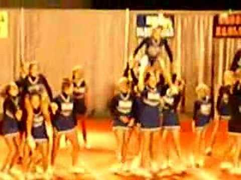 Calhoun Middle School Competition Cheerleading Doovi