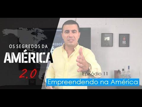 """Os Segredos da América 2.0 - Episódio 11/15 """"Empreendendo na América"""""""