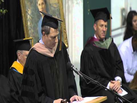 The Webber International University 2014 Commencement Address