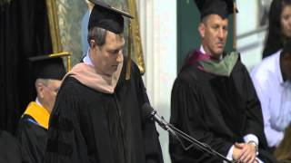 The Webber International University 2014 Commencement Address