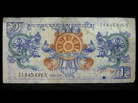 Currency Notes and coins of Himalayan Region : Bhutan, Tibet And Nepal