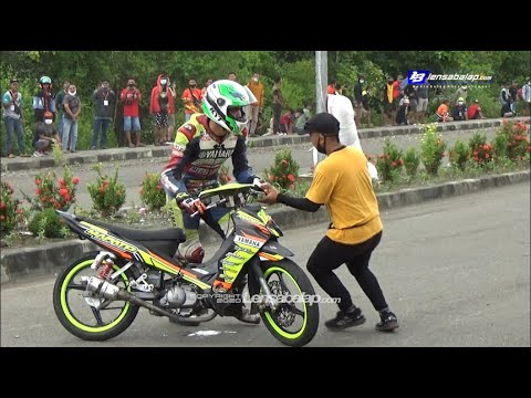 FINAL (MP2) BBK 4T 125cc TU - SEEDED || MOROWALI Cup Prix 2020