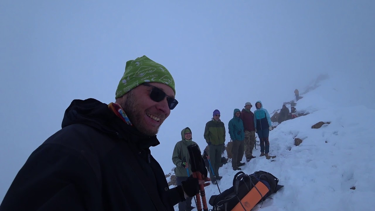 Поход по Тянь-Шаню – горы и озера Киргизии