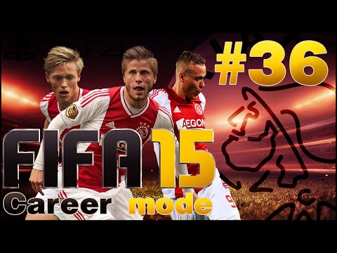 Ps4 Fifa 15 - Ajax career mode #36 Daley Blind is terug! - Dutch Commentary
