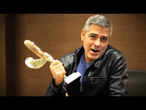 George Clooney // Ides of March // Bester Darsteller International // JUPITER AWARD 2012