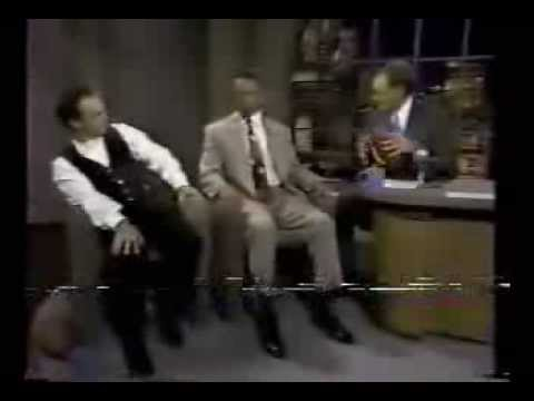 1996 - Jay Thomas & Larry Brown Super Bowl MVP