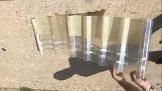 How To Clean & Refurbish GRP Roof Lights