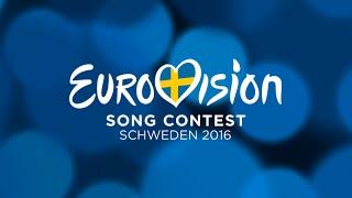 Евровиденье 2016 мой прогноз.Кто победит?