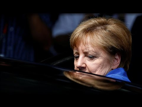 MERKEL IN TOTAL DENIAL CLAIMS EU TERROR NOT LINKED TO OPEN BORDER CRISIS