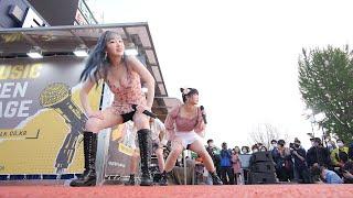 넘넘 - 걸그룹 데이드림(Day Dream) 파주 공연…