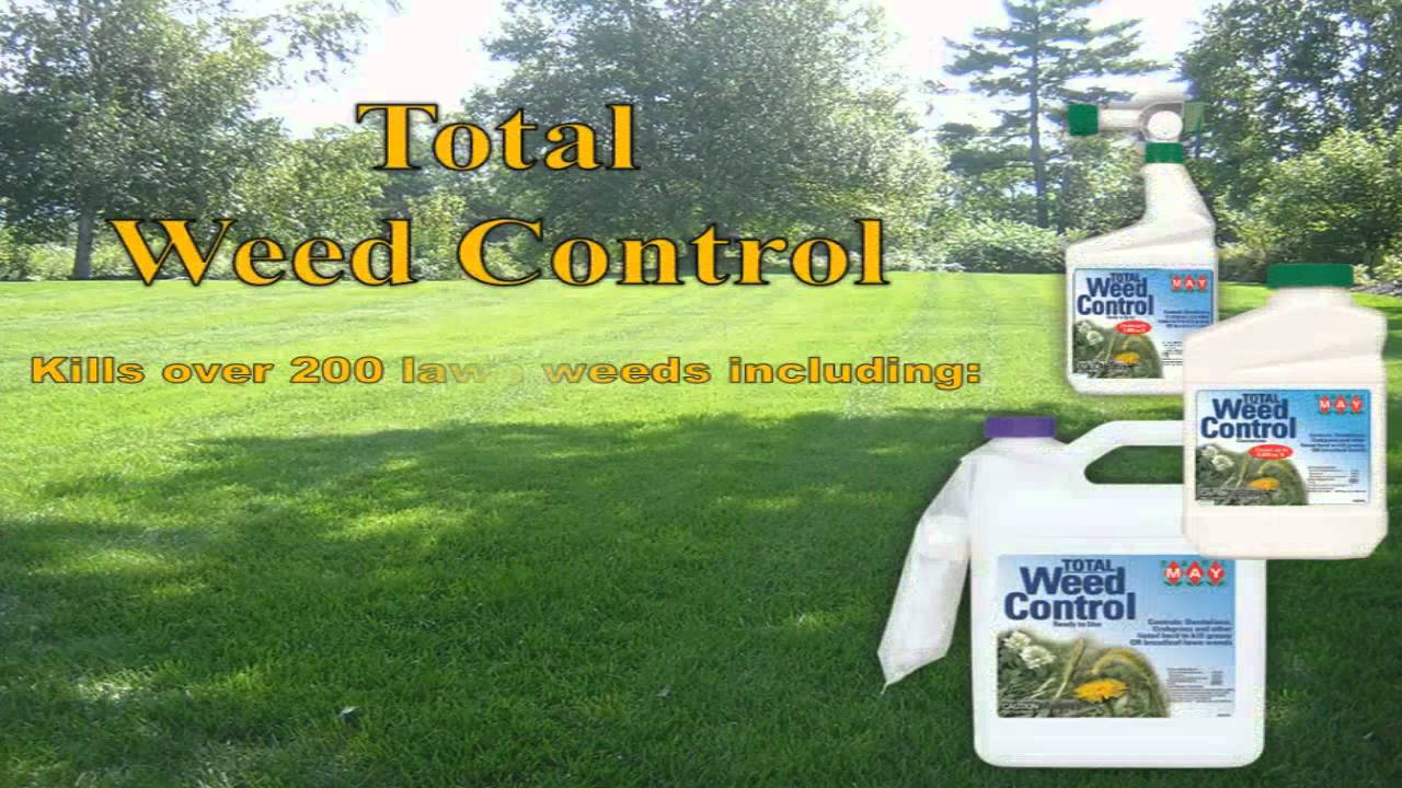 Earl May Garden Center Total Weed Control YouTube