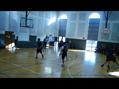 KCUMC Basketball Tournament Winter 2018 Playoff Binnerri vs  Flowermound