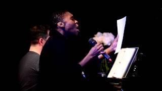 Cynthia Erivo gets forced into singing I'M A STAR by Scott Alan