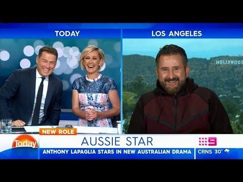 Anthony LaPaglia stars in new Australian drama - Karl Stefanovic
