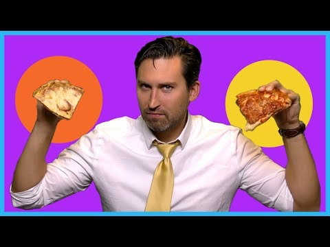 The Big Deal Debate - New York Style vs Chicago Deep Dish Pizza