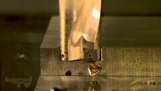 Обработка металла   Quad Drill+ TQ0445134N6R01   Half Hole(, 2015-07-08T10:41:58.000Z)