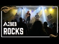 watch he video of Stereochrist - Live Like a Man  // Live 2016 // A38 Rocks