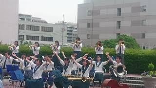20180503  成田国際高校吹奏楽部