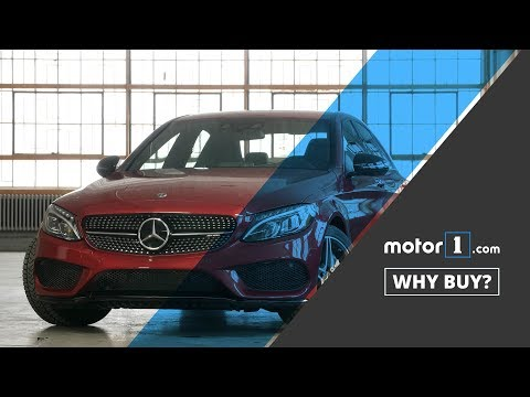 Why Buy? | 2018 Mercedes-AMG C43 Review