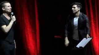 Capodanno Angelo Pintus & Corpo di ballo Palasport Verona 31-12-2014 (video 7)