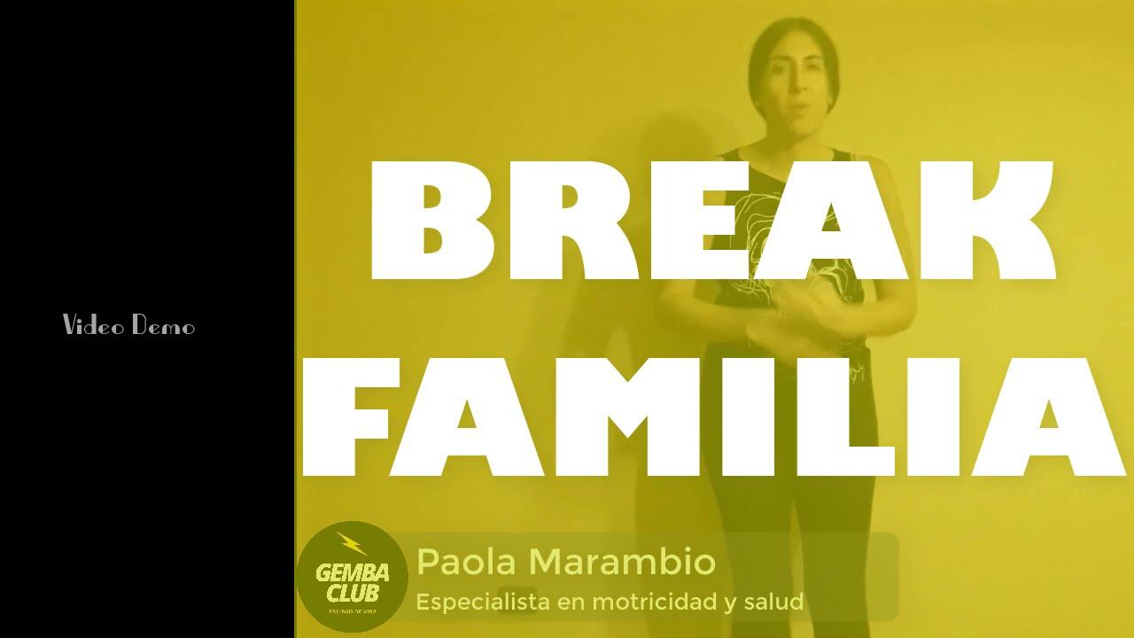 Demo Break en Familia