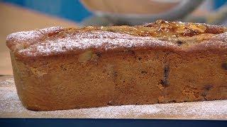 كعك بالشوكولا و الموز قهوة العصر عفاف غربي Samira TV