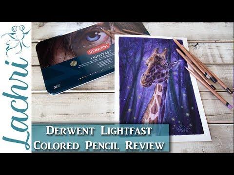 Derwent Lightfast Colored