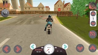 Motorcycle Driving 3D - motorcycle racing games