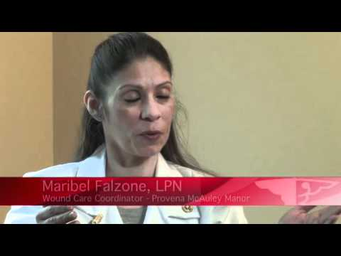 Maribel Falzone, LPN, WCC