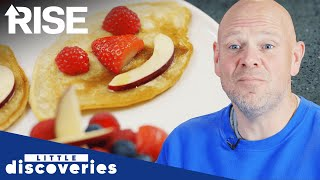 Tom Kerridge | Smiley Pancakes | Little Discoveries