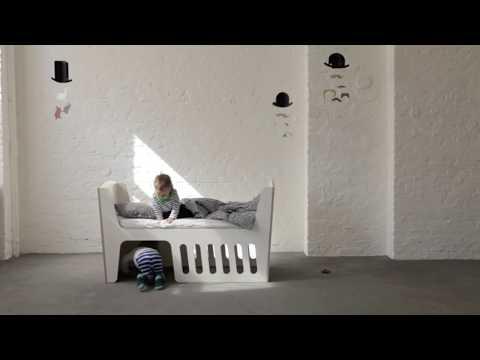 Кроватка детская своими руками из фанеры чертежи