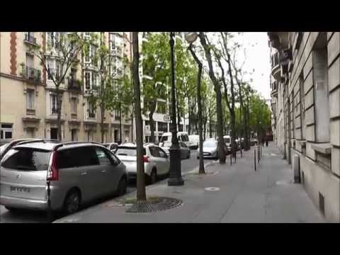 Paris: 16 arrondissement