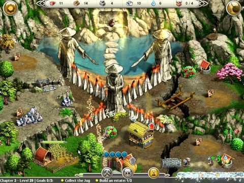 Viking Saga 3: Epic Adventure - Level 29  
