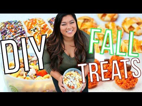 Easy & Cute DIY Fall Treats!