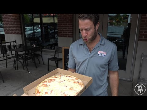 Barstool Pizza Review - Bazbeaux (Indianapolis,IN) Presented By Totino's Pizza Rolls