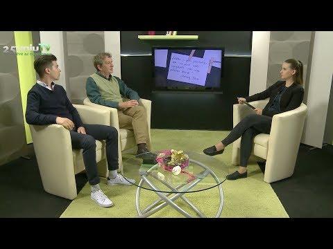 Stúdióbeszélgetés a pszichológiaképzésről Bereczkei Tamással és Jenei Dániellel
