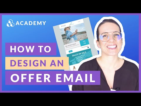 How To Design An Offer Email Starting From A Ready To Use Template