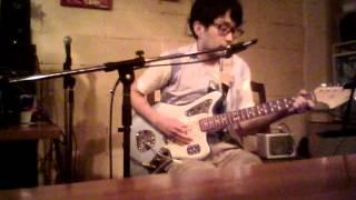 20140712_Live@下北沢cafe PIGA 1曲目:くたびれて 2曲目:E.O.W(Suise...