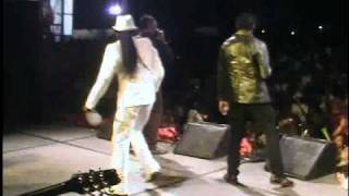 BOUNTY KILLA,BEENIE MAN AND BABY CHAM PERFORMING AT JAGRA G T TAYLOR XMAS XTRAVAGANZA DEC 25,2010