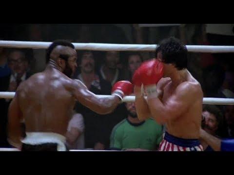 Rocky 3 Round 1 E 2 Dublado Youtube
