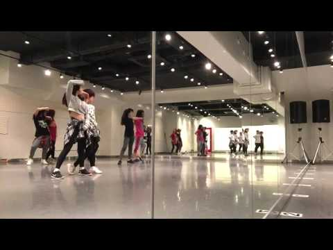 「How Bad Do You Want It/Sevyn Streeter」Part① 入門(beginner)コロールダンスレッスン2016,1月 /Coroll's Dance Lesson