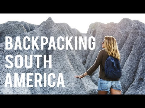Backpacking South America in 3 MINUTES!! – EPIC Travel Video