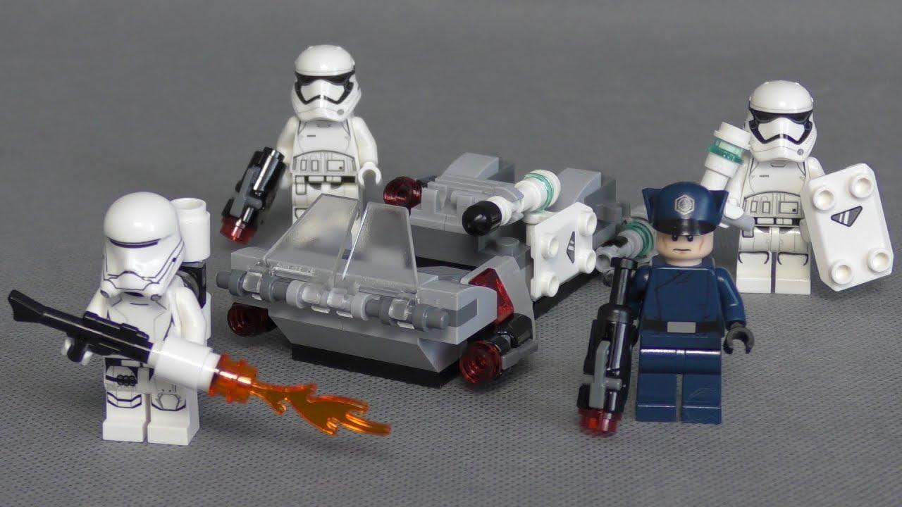 Recenzja Lego Star Wars Zestaw 75166 First Order Transport