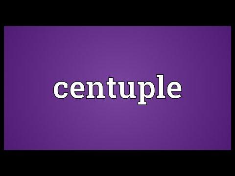 Header of centuple