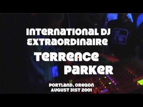 Terrence Parker The International DJ extrordinaire all vinyl Detroit House Music set
