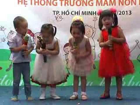 He Thong Truong Mam Non Rabbit - Doc tho Chau Chao Ong a