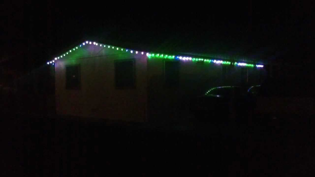 Changing Color Led Christmas Lights