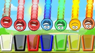 Red Ball 4 Drink Water Full Game Walkthrough All Levels