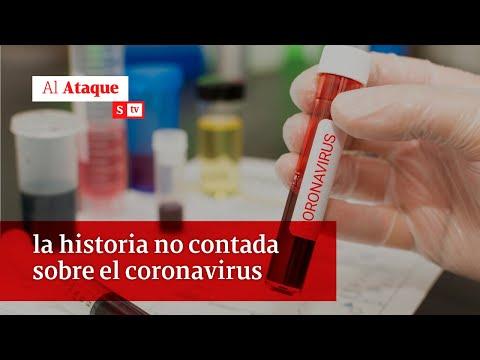 Patarroyo Y La Historia No Contada Del Coronavirus   Al Ataque